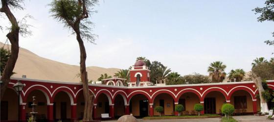 Hotel Mossone Huacachina